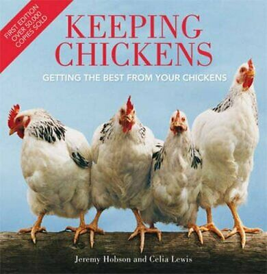 Keeping Chickens by Hobson, Jeremy Paperback Book The Cheap Fast Free Post