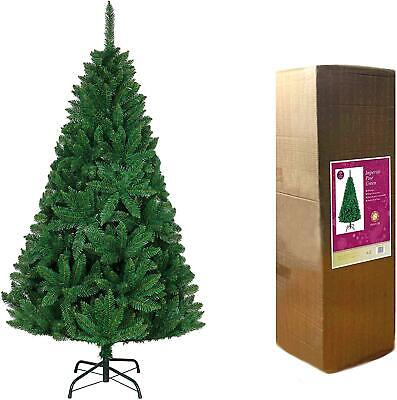 4FT,5FT,6FT,7FT,8FT DELUXE QUALITY Imperial Pine Christmas Tree Xmas Home Decor