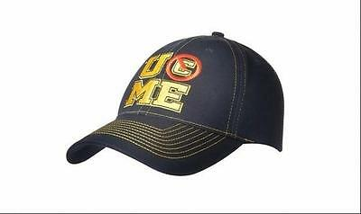 New Special Discount Hot Free shipping WWE JOHN CENA PRESERVE Dark blue CAP HATS