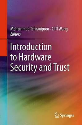 Introduction to Hardware Security and Trust (English) Hardcover Book Free Shippi