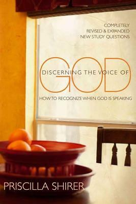 Discerning The Voice Of God - Shirer, Priscilla - New Paperback Book