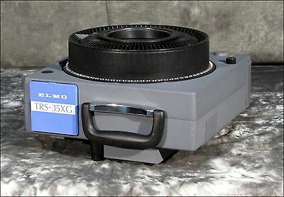 Elmo Trs-35Xg 35Mm Slide To Video Transfer Projector