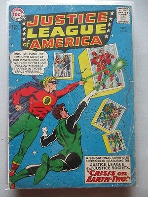 Justice League of America Vol. 1 (1960-1987) #22 GD