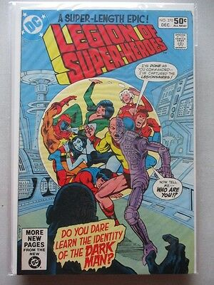 Legion of Super-Heroes Vol. 1 (1980-1984) #270 VF-