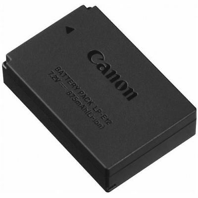 Canon - LP-E12 Lithium-Ion Battery Pack For EOS M M/L Digital Camera New