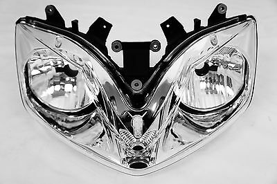 Mutazu Premium Quality Headlight Assembly fits Honda CBR 600 F4I 2001-2007