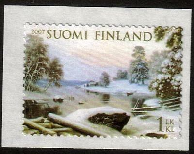 Finland 2007 Mnh Definetive - Painting