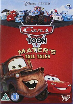 Cars Toon: Maters Tall Tales [DVD] - DVD  N0VG The Cheap Fast Free Post