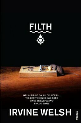 Filth, Welsh, Irvine Paperback Book The Cheap Fast Free Post