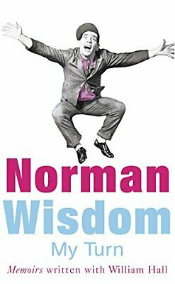 My Turn: An Autobiography by Wisdom, Norman Paperback Book The Cheap Fast Free