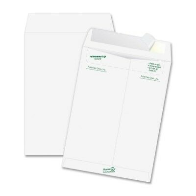 """SURVIVOR Tyvek Mailer, Side Seam, 9 x 12, White, 50Box, BX - QUAR1462"""