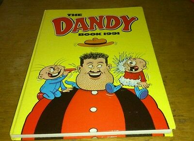Dandy Annual, 1991