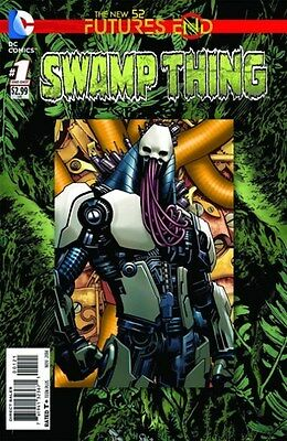 Future's End - Swamp Thing (2014) One-Shot