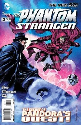 Phantom Stranger Vol. 3 (2012-2013) #2