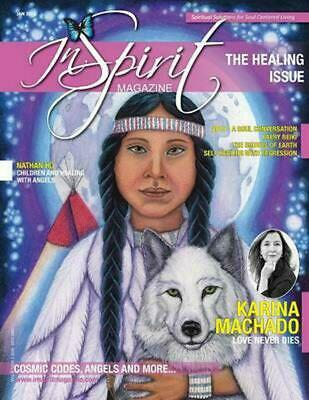 inSpirit Magazine January 2015: The Healing Issue by Kerrie Wearing (English) Pa