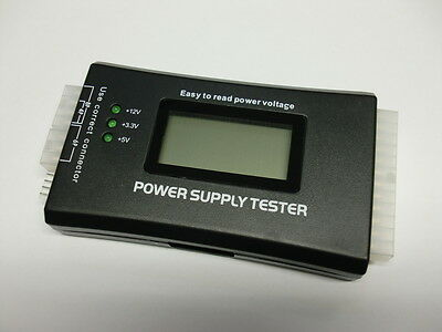 ATX Power Supply Tester with LCD Display #c816