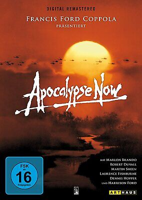 Apocalypse Now - Remastered # DVD-NEU
