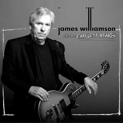 Williamson;James - With The Careless Hearts Cddvd (NEW CD)