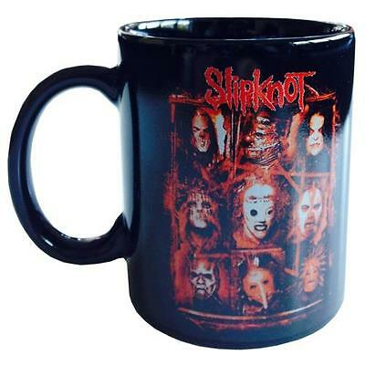 Slipknot - Rusty Logo Ceramic Coffee / Tea Mug - New & Official In Box