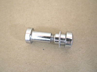 New-Old-Stock Steel Seat Binder Bolt w/Center Section (OD) of 8mm