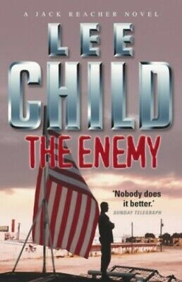 The Enemy by Child, Lee Hardback Book The Cheap Fast Free Post