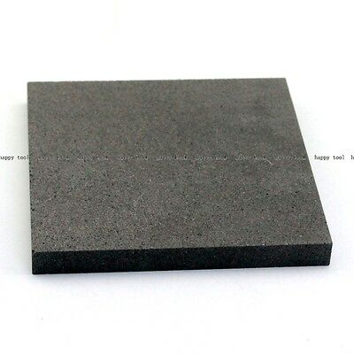 100*100*10mm Medium-grained Graphite Block Electrode Rectangle Plate Blank Sheet