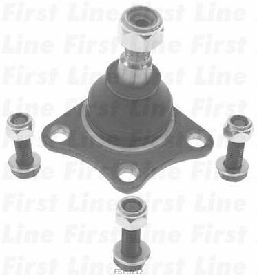 New First Line - Front Left Or Right Lower - Ball Joint - Fbj5212