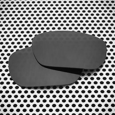 New Volt Polarized Gunmetal Mirror Replacement Lenses for Oakley Style Switch