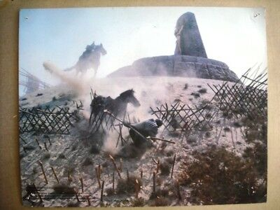 Conan the Barbarian Arnold Schwarz Type E Movie Lobby Card 80s