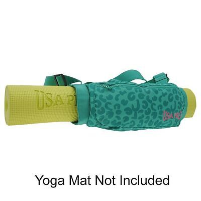 USA Pro Womens Yoga Mat Strap Bag Gym Exercise Case Fitness Tote Accessories