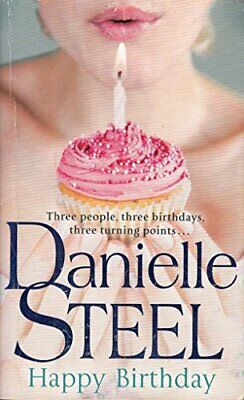 Danielle Steel Happy Birthday by Danielle Steel Book The Cheap Fast Free Post