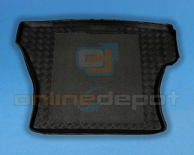BOOT MAT FORD MONDEO mk3 Saloon 2000-2007 ANTI SLIP