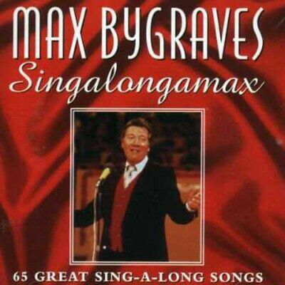 Max Bygraves - Singalongamax - Max Bygraves CD 4YVG The Cheap Fast Free Post The