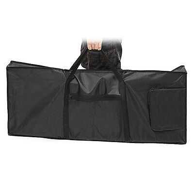 61 Key Keyboard Electronic Piano Bag Case Carry Oxford Cloth