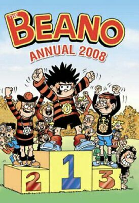 The Beano Annual 2008 Hardback Book The Cheap Fast Free Post