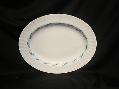 Minton DOWNING - Oval Platter 13''