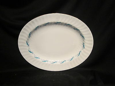 Minton DOWNING - Oval Platter 15''