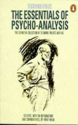 The Essentials of Psychoanalysis by Freud, Sigmund Paperback Book The Cheap Fast