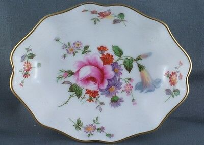 Royal Crown Derby Derby Posies Mint Dish