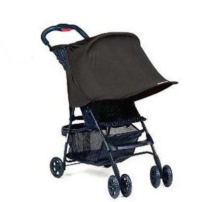 New Baby Kid Shade Maker Canopy Pram Cover Sun Summer Protect Seat Extended YZ