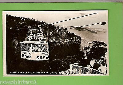 #g. Postcard - Scenic Skyway - Katoomba Nsw