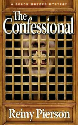 Confessional by Reiny PH.D. Pierson (English) Paperback Book Free Shipping!