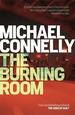 The Burning Room (Harry Bosch Series), Connelly, Michael Book The Cheap Fast