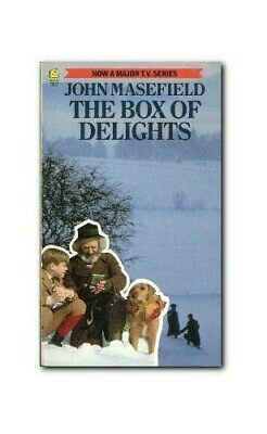 The Box of Delights When the Wolves Were Running by Masefield, John Paperback