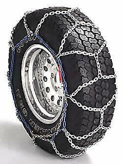 Set of 2 RUD Grip 4X4 Tire Chains for Land Rover LR3 & LR4 (0141)