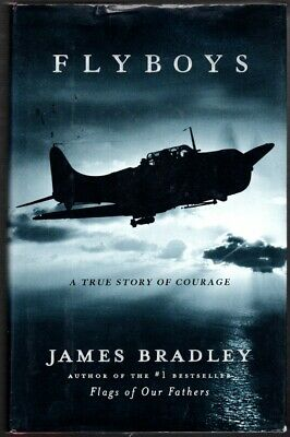 Military Book:  Flyboys - the Disappearance of 8 captured Naval Flyers