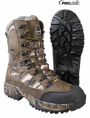 Prologic NEW Max-5 POLAR ZONE+ Boots Carp/Commercial Fishing *Sizes 8 to 12*