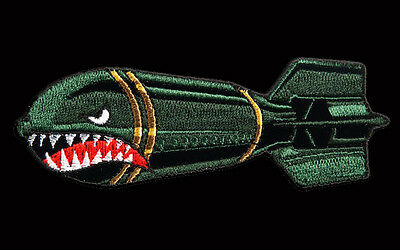 Drop Bombs Isis Tactical Military Hook Loop Morale Patch