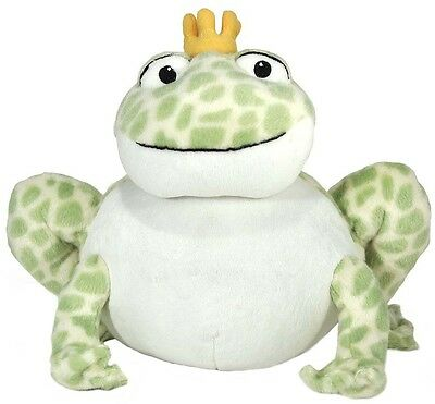 Cloud B Twinkling Firefly Frog Plush Help Kids Sleep Night Light Soothing Sounds