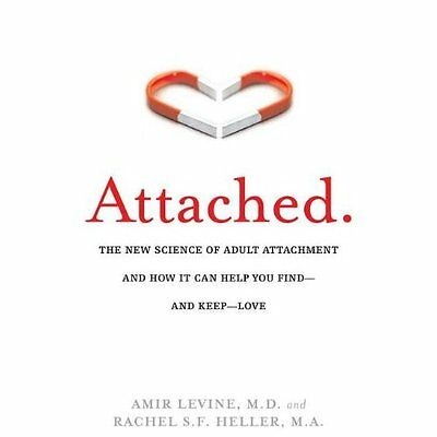 Attached: The New Science of Adult Attachment and How I - Paperback NEW Amir Lev